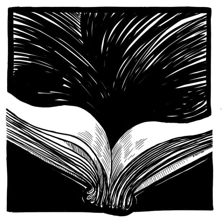 I reached for books: Hem Rizal
